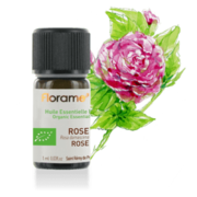 Rose Biologique rosa damascena ruusu 1 ml