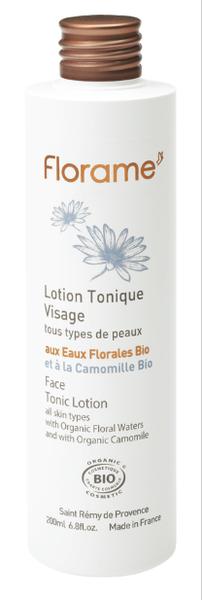 Florame Lotion Tonique Visage kasvovesi 200 ml