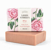 Ruususaippua  Pink Clay Rejuvenator Bar Soap 110 g