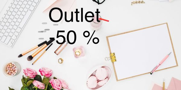 OUTLET -50 %
